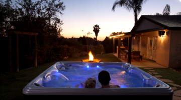 Spa Pool Lighting Systems | HotSpring Spas