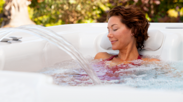 Water Features and Fountains | HotSpring Spas